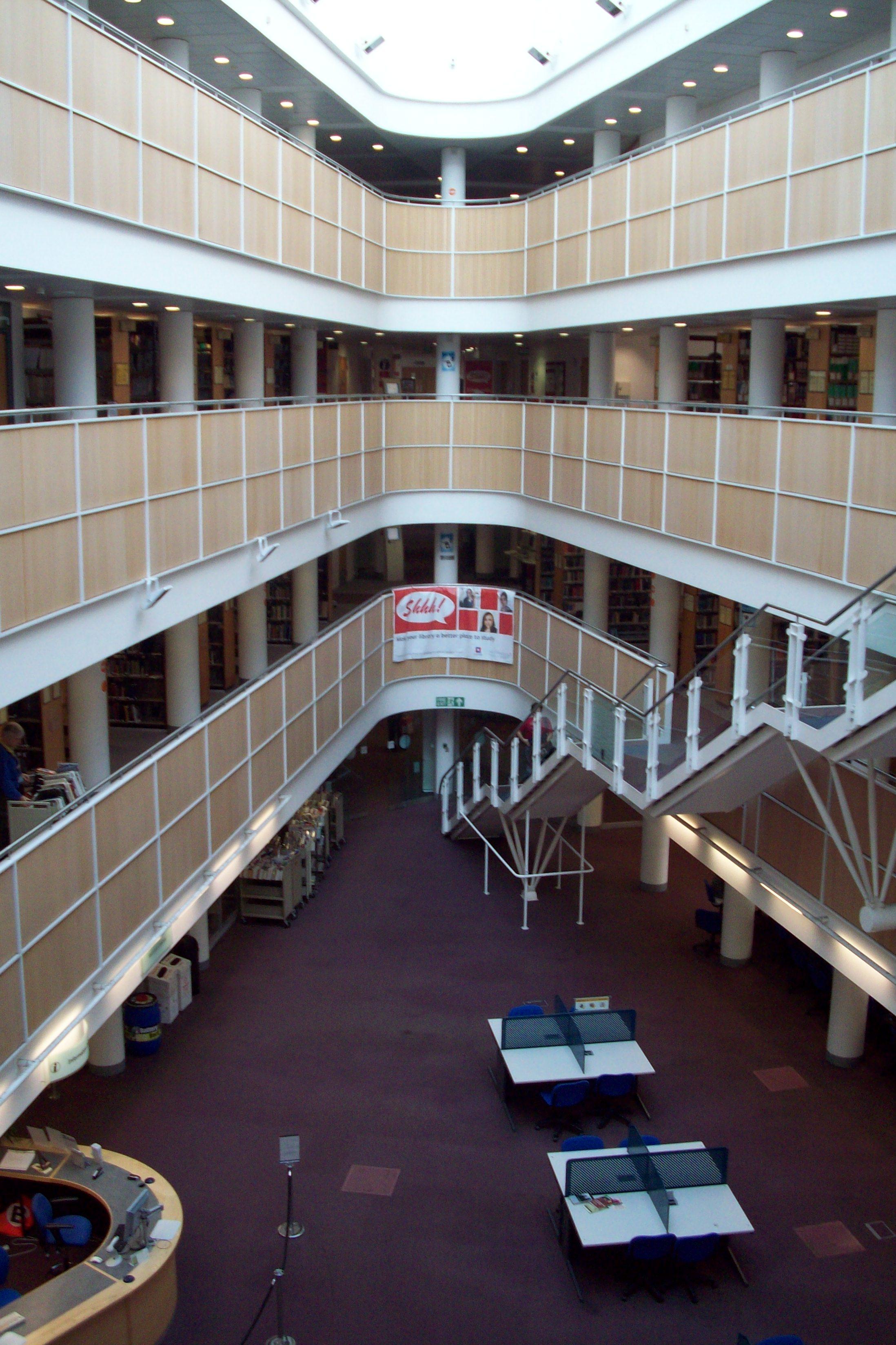 Ntu Library Book A Room